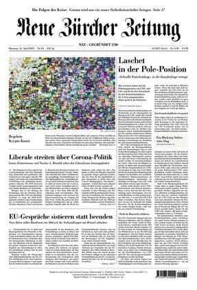 Neue Zürcher Zeitung (13.04.2021)