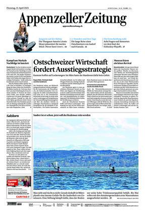 Appenzeller Zeitung (13.04.2021)