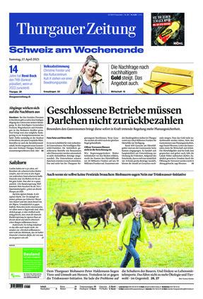 Thurgauer Zeitung (17.04.2021)