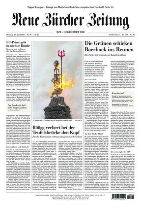 Neue Zürcher Zeitung (20.04.2021)