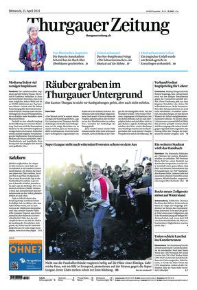Thurgauer Zeitung (21.04.2021)