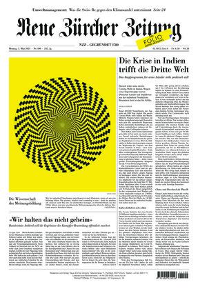 Neue Zürcher Zeitung (03.05.2021)