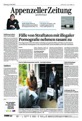 Appenzeller Zeitung (04.05.2021)