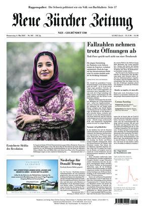 Neue Zürcher Zeitung (06.05.2021)