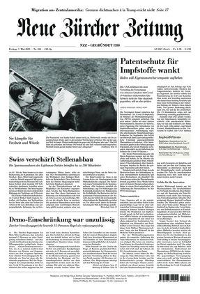 Neue Zürcher Zeitung (07.05.2021)