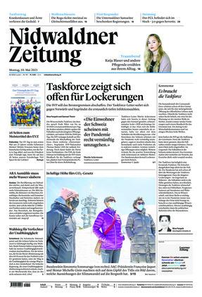 Nidwaldner Zeitung (10.05.2021)