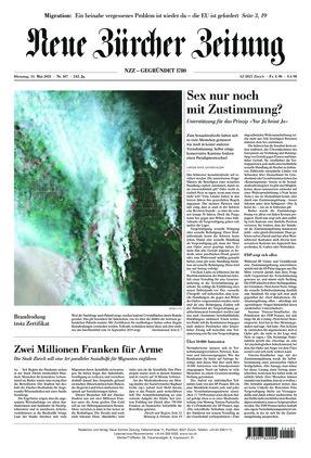Neue Zürcher Zeitung (11.05.2021)