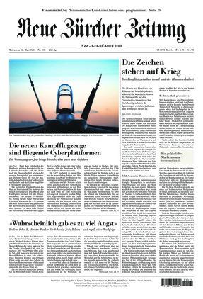 Neue Zürcher Zeitung (12.05.2021)