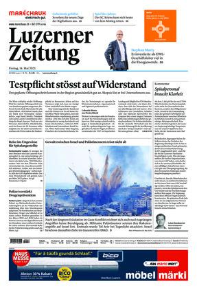 Luzerner Zeitung (14.05.2021)