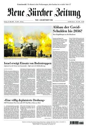 Neue Zürcher Zeitung (14.05.2021)