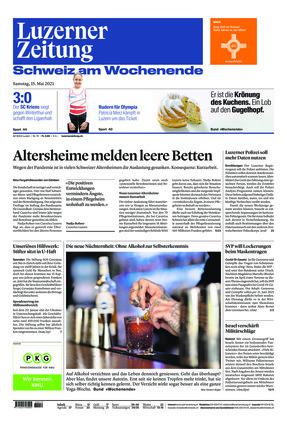 Luzerner Zeitung (15.05.2021)