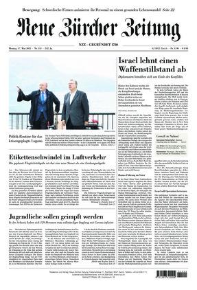 Neue Zürcher Zeitung (17.05.2021)