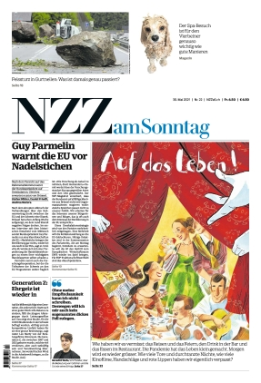 NZZ am Sonntag (30.05.2021)