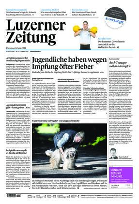 Luzerner Zeitung (08.06.2021)