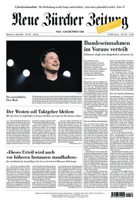 Neue Zürcher Zeitung (09.06.2021)