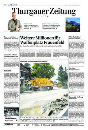Thurgauer Zeitung (09.06.2021)