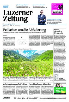 Luzerner Zeitung (10.06.2021)