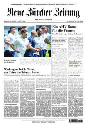 Neue Zürcher Zeitung (10.06.2021)
