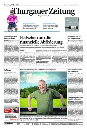 Thurgauer Zeitung (10.06.2021)