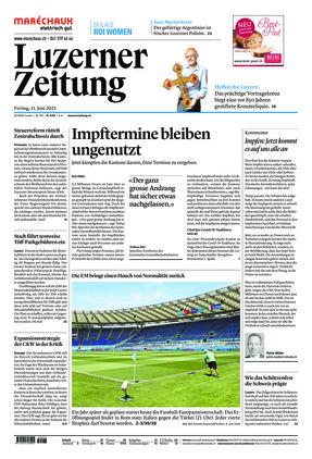 Luzerner Zeitung (11.06.2021)