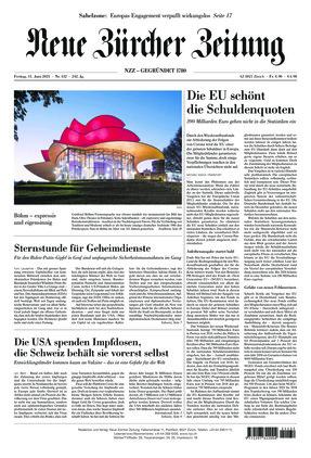 Neue Zürcher Zeitung (11.06.2021)