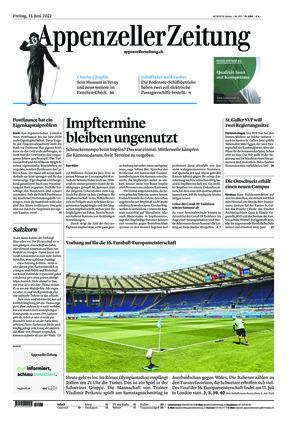 Appenzeller Zeitung (11.06.2021)