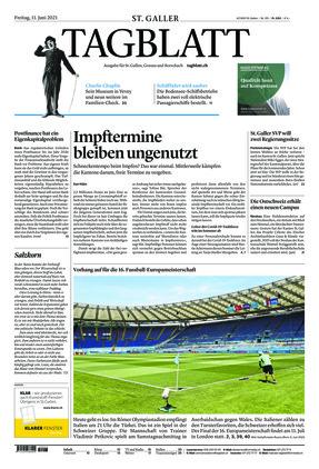 St. Galler Tagblatt (11.06.2021)