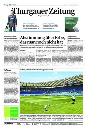 Thurgauer Zeitung (11.06.2021)