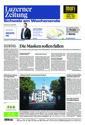 Luzerner Zeitung (12.06.2021)