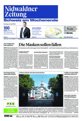 Nidwaldner Zeitung (12.06.2021)