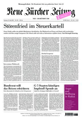 Neue Zürcher Zeitung (12.06.2021)
