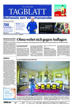 St. Galler Tagblatt (12.06.2021)