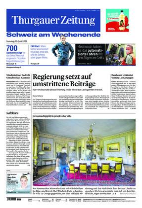 Thurgauer Zeitung (12.06.2021)