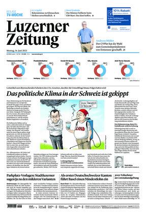 Luzerner Zeitung (14.06.2021)
