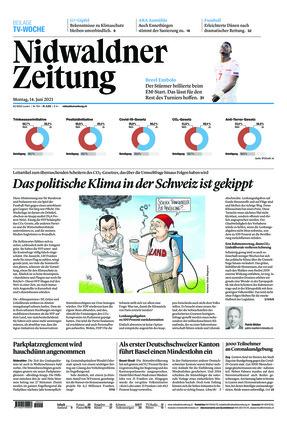 Nidwaldner Zeitung (14.06.2021)