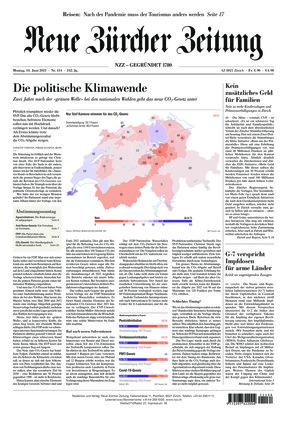 Neue Zürcher Zeitung (14.06.2021)