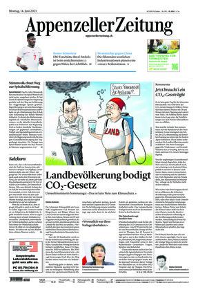 Appenzeller Zeitung (14.06.2021)