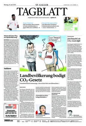 St. Galler Tagblatt (14.06.2021)