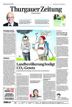 Thurgauer Zeitung (14.06.2021)
