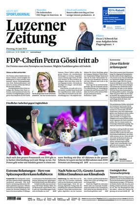 Luzerner Zeitung (15.06.2021)