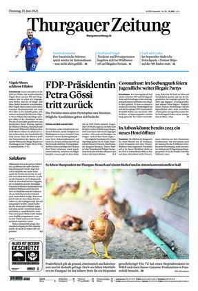 Thurgauer Zeitung (15.06.2021)