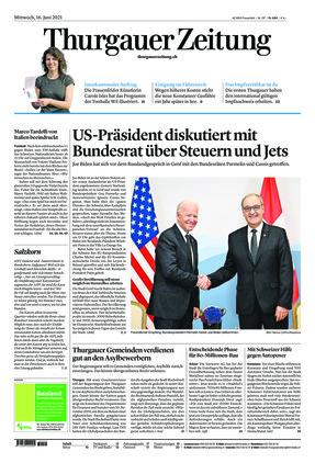 Thurgauer Zeitung (16.06.2021)