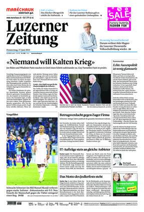 Luzerner Zeitung (17.06.2021)