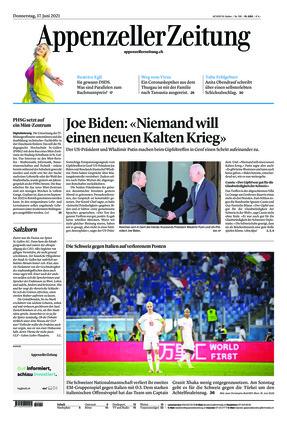 Appenzeller Zeitung (17.06.2021)