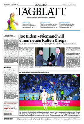 St. Galler Tagblatt (17.06.2021)