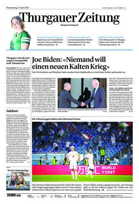 Thurgauer Zeitung (17.06.2021)