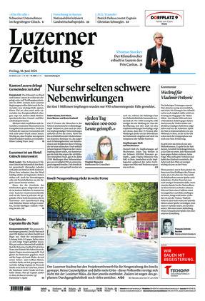 Luzerner Zeitung (18.06.2021)