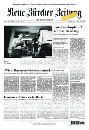 Neue Zürcher Zeitung (18.06.2021)