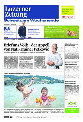 Luzerner Zeitung (19.06.2021)