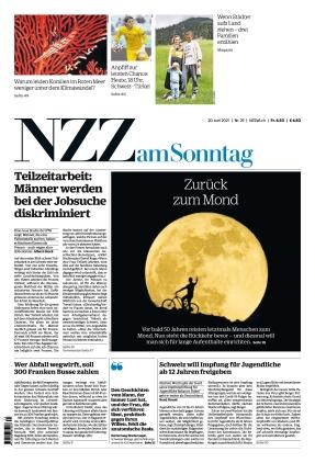NZZ am Sonntag (20.06.2021)